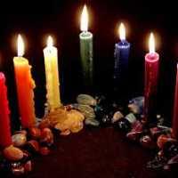 Candelora e candele astrali